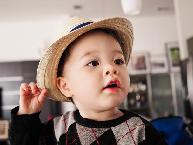 cute & little blog | dylan fedora hat | spring 2014 toddler boys kids fashion