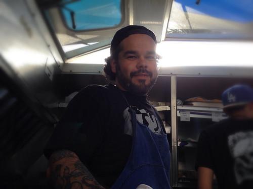 Wes Avila's Guerrilla Tacos