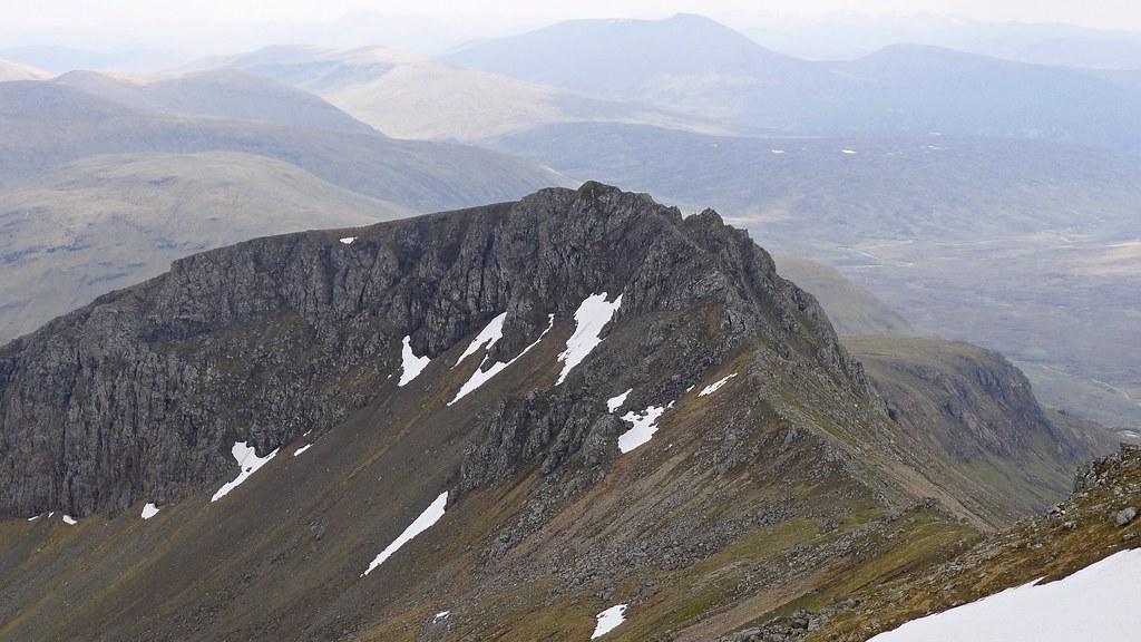 Sgurr Dubh ridge