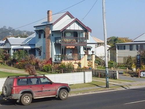 Historic home in Maclean 20140712_141023