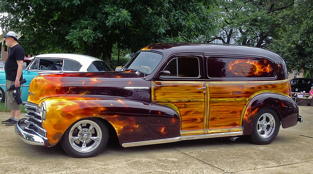 Painted like a woody