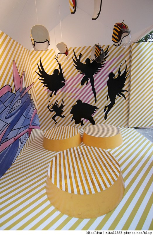 2015綠圈圈 2015勤美活動 2015台中暑假活動 勤美術館 綠圈圈當我們童在一起 家宅星艦計畫 好運驛站 辦公室賽車手7