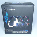Sades 7.1 canales surround usb wired LED 1