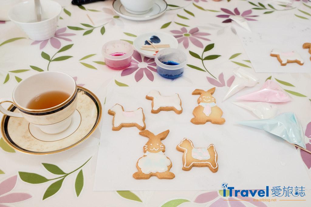 《東京手作工藝》糖霜餅乾動手親做入門課程,2小時完成作品再順遊下北澤。