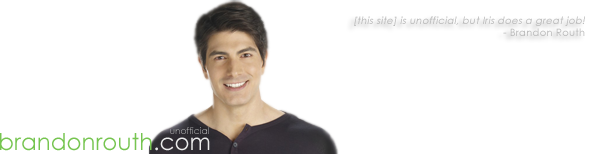 Brandon Routh | www.BrandonRouth.com