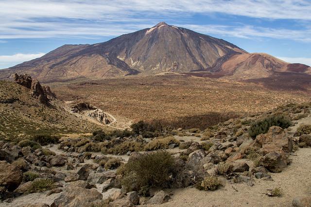 Photo:Pico Viejo y Pico del Teide y Montaña Blanca By Dirk Ahrens