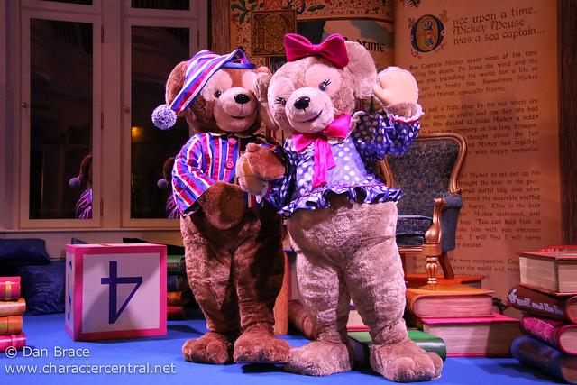Duffy's Bedtime Story