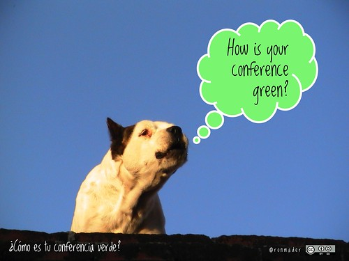 RoofDog: How is your conference green?
