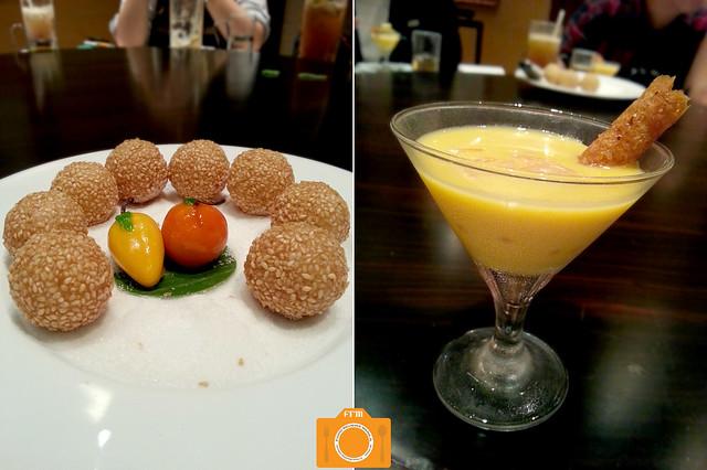 Li Li desserts