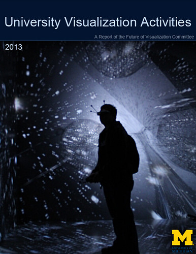UMich Data Visualization Report Cover