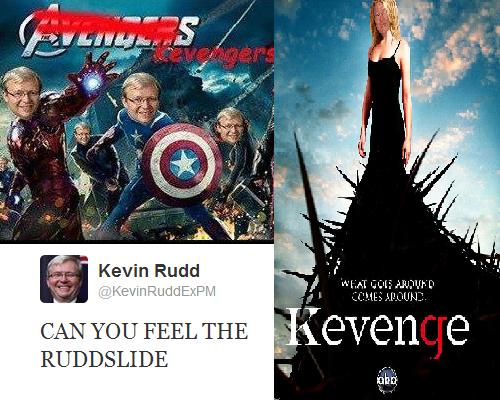 Kevin's Revenge