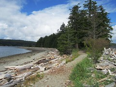 Rebecca Spit Provincial Park