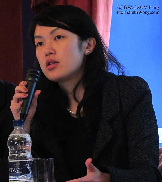 Ms Yeoh Mei Ling, Centre Director, Europe, International Operations Group, International Enterprise Singapore IMG_7988