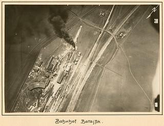 Bahnhof Batajssk