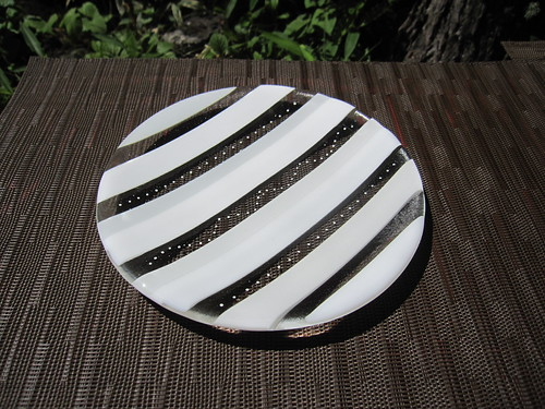 白い丸皿 直径195㎜ by Poran111