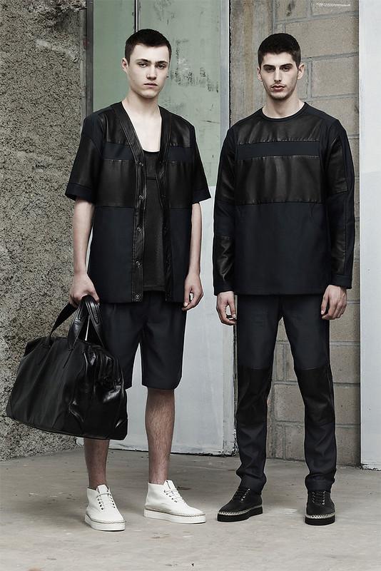 Alexander Wang Spring:Summer 2014 4