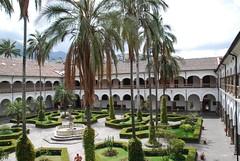 Iglesia y Monasterio de San Francisco - Quito, Ecuador