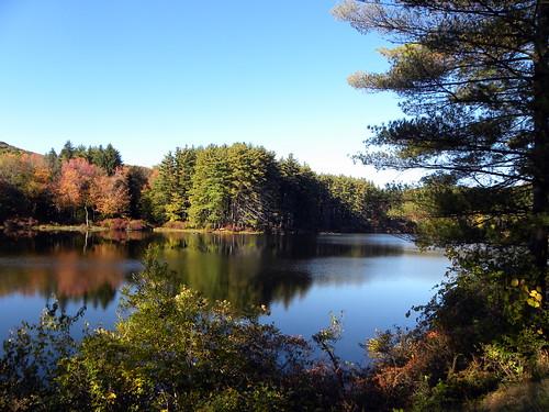 Lake Kanawauke Autumn
