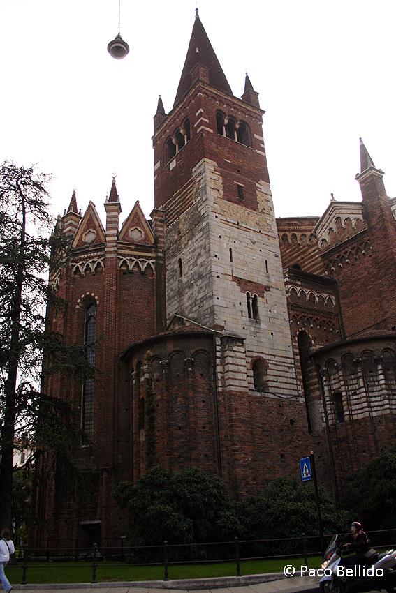 Iglesia de San Fermo. © Paco Bellido, 2006