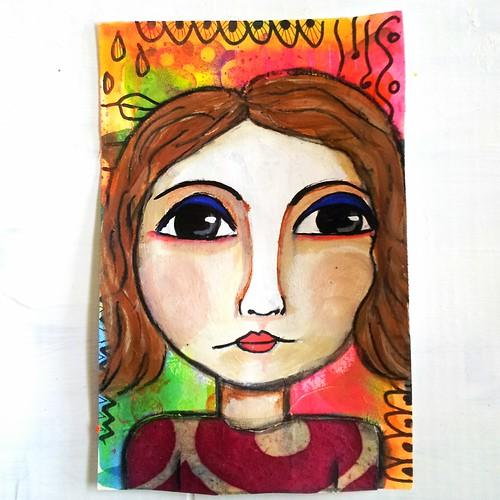 ICAD #41 Mary Ann