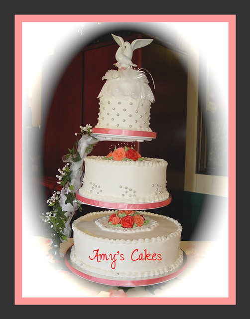 floating wedding cake stand floating tiers cake stand wedding cake flickr photo 14322