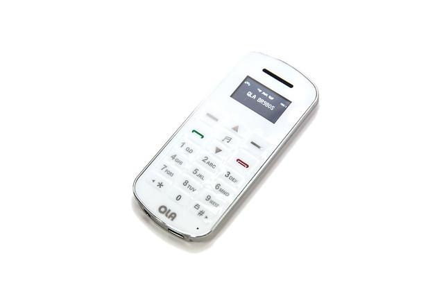 親愛的我把手機變小了!QLA br980s 藍牙耳機 @3C 達人廖阿輝