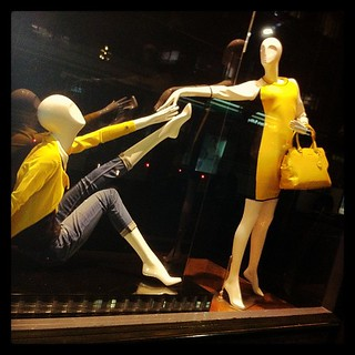 Is there a new #KillBill fad in women's #fashion?