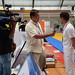 TV interview Andres Leoni