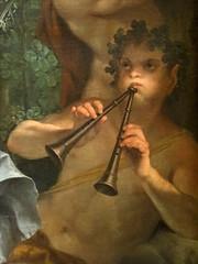 Le joueur d'aulos (BNF / Opéra de Paris)