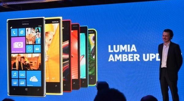 Обновление Amber для Lumia 920 и 820