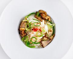 Lobster & Mushroom Somen