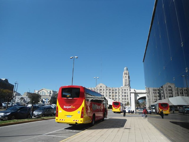 Buses de Buquebus