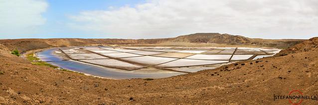 Salt Flats Panorama