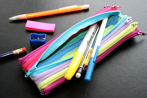 Zipper Pouch by Craft E Magee