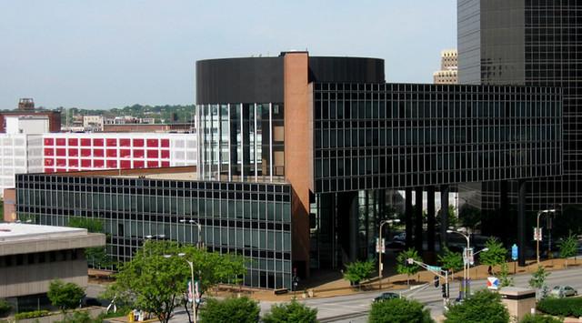 Philip Johnson GenAm Building - St. Louis, MO