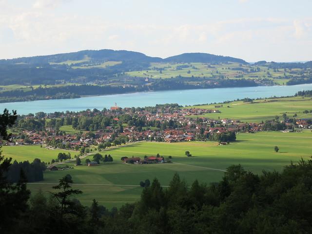 View from Marienbrücke