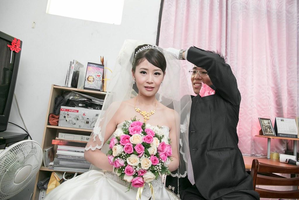 克軒&敏惠 婚禮紀錄 (25)