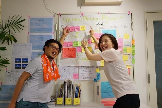 20130904_東京チームのプロジェクトウォール
