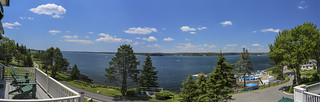 Spruce Point Inn View_Panorama