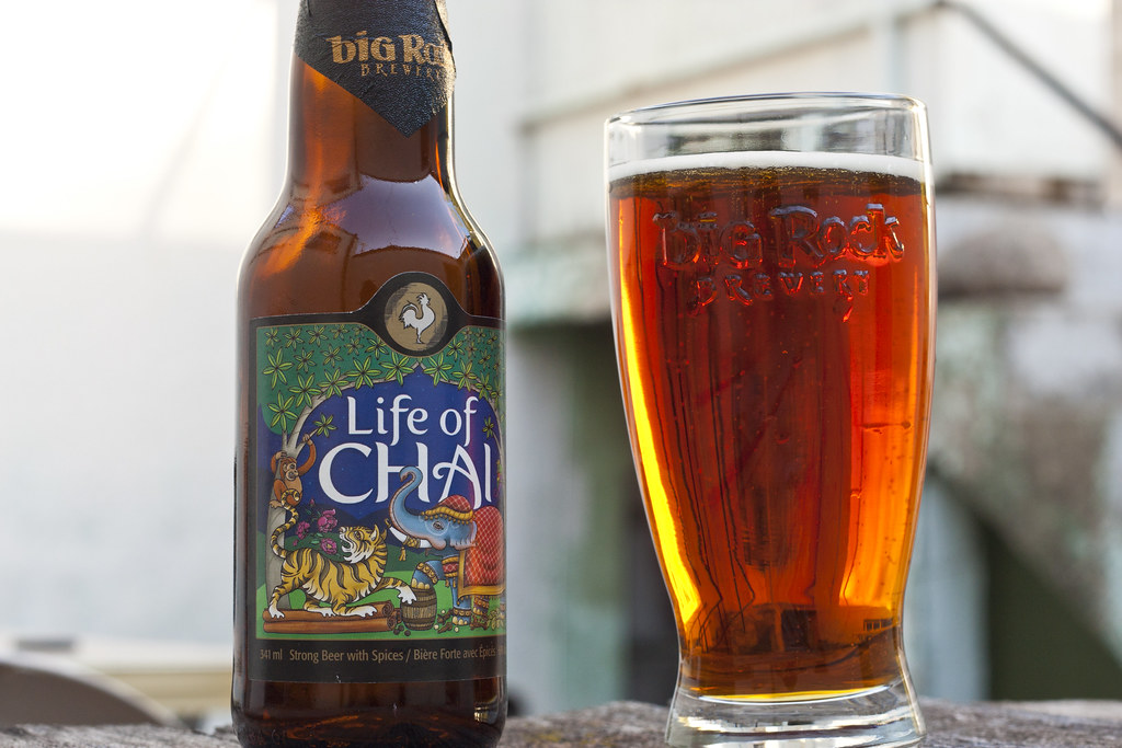 Review: Big Rock Life of Chai Ale by Cody La Bière