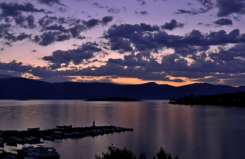 sea night clouds sunrise boats cloudy galaxidi θάλασσα ανατολή βαρκεσ γαλαξίδι ringexcellence
