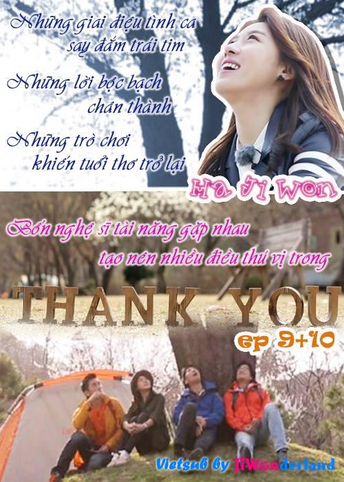 Show Thank You - Show Thank You | VIETSUB | 2013