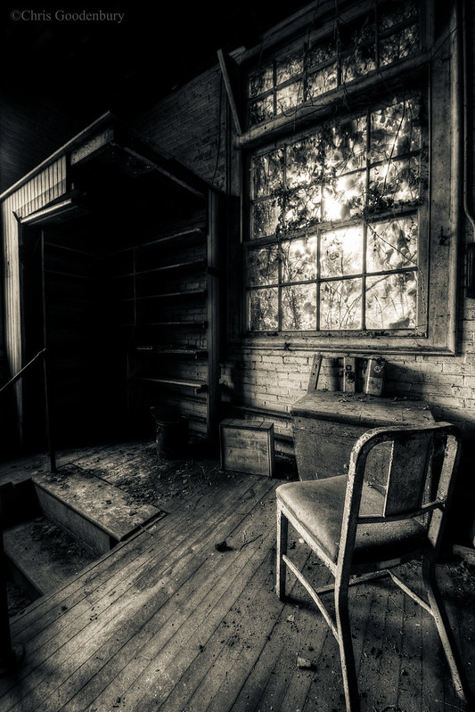 A Place to Watch the Seasons Pass Us By | Reformatory in Ruin