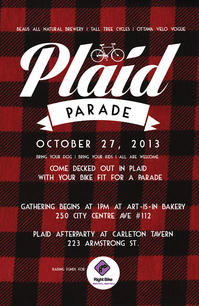 PLAID PARADE