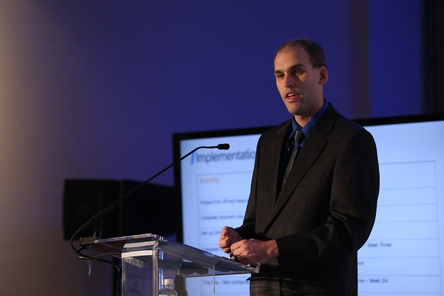 Chris Schultz, Digi-Key - Going Beyond the Middle Mile to Optimize ...
