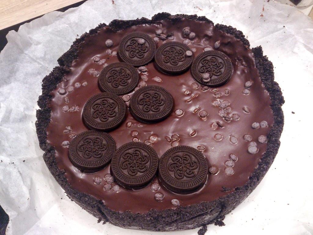 oreo-tarte von tante flauschi