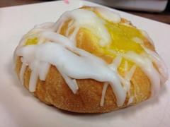 Lemon Danish food