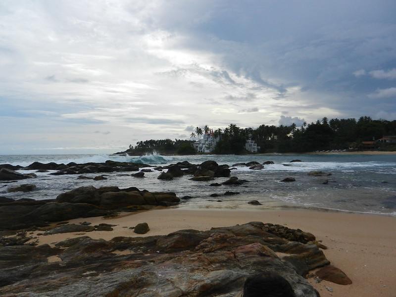 Тангалле. Шри Ланка.