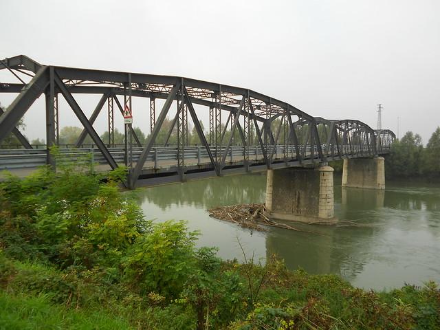 ponte Adige, Ca' Morosini Lusia, Sant'Urbano