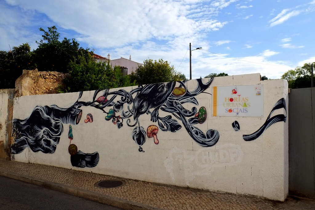 streetart | pantonio | lagos . portugal